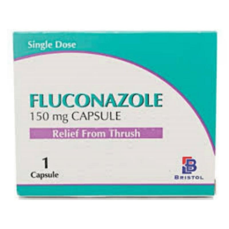 Thuốc trị nấm da Fluconazole