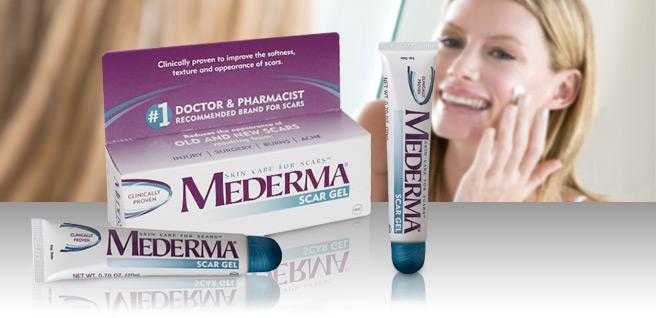 thuốc trị sẹo lồi, lõm, thâm Mederma