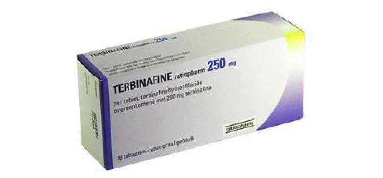 Thuốc uống Terbinafine