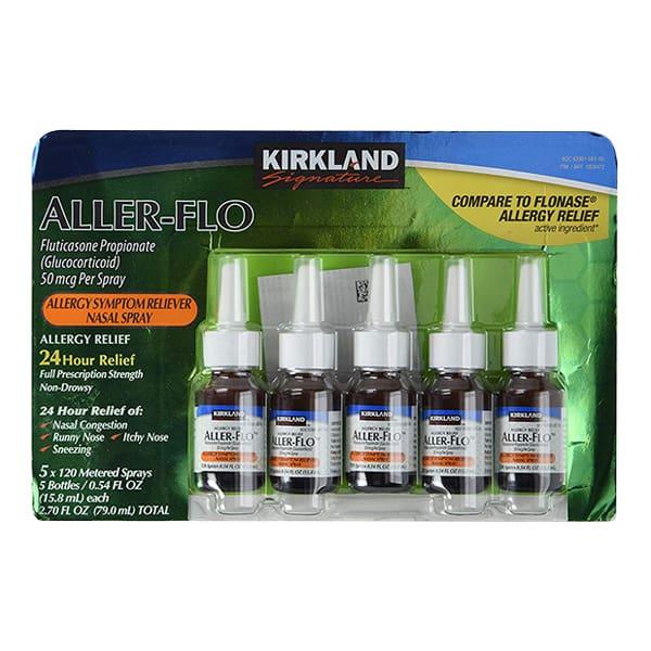 Thuốc xịt trị viêm xoang Kirkland Aller-Flo
