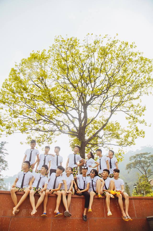 Những bức ảnh kỷ yếu lưu giữ lại khoảnh khắc tươi đẹp của tuổi học trò