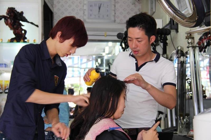 Chăm sóc tóc tận tình