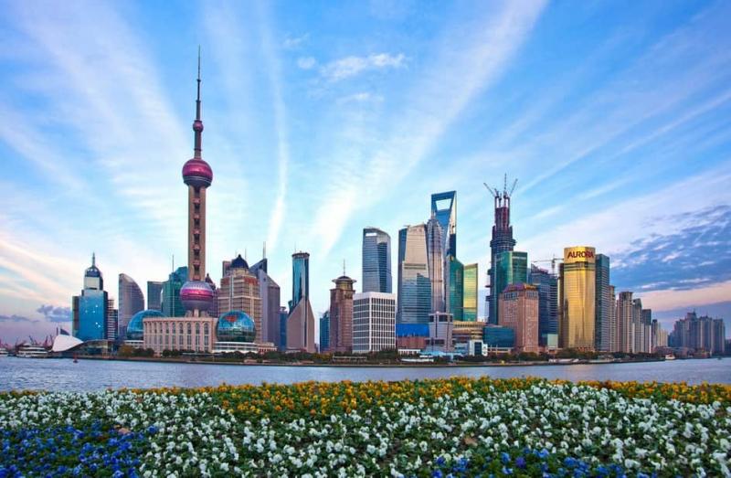 Thượng Hải là thành phố lớn nhất Trung Quốc
