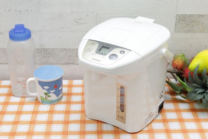 Bình thủy điện Toshiba PLK-30FL(WT)VN 3.0 lít