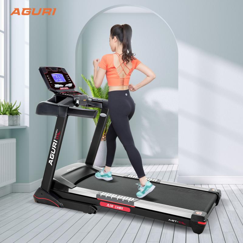 Máy chạy bộ thương hiệu AGURI - Máy tập Công Phượng