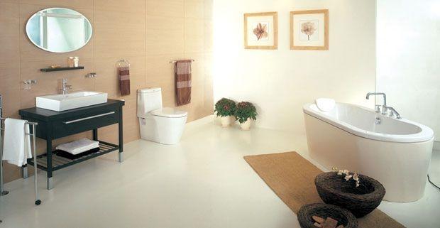 Thiết bị vệ sinh phòng tắm Picenza