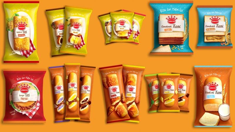 Top 6 thương hiệu bánh mì tươi tiện lợi cho bữa sáng
