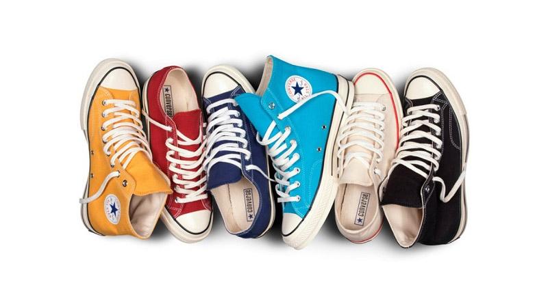 Giày thương hiệu Converse
