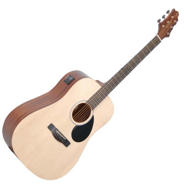 Vẻ đẹp của cây đàn guitar Samick