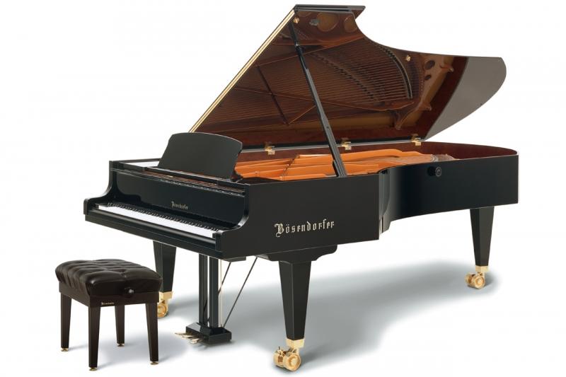 Hãng Bösendorfer xin trân trọng giới thiệu cây đàn Piano đẹp nhất!