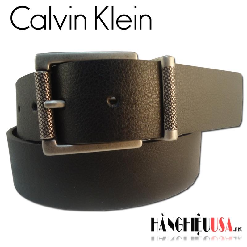 Dây lưng da Calvin Klein