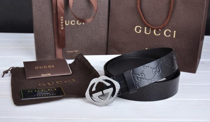 Dây lưng da Gucci