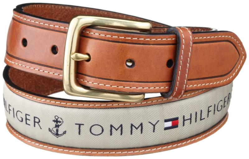 Thương hiệu dây lưng da Tommy Hilfiger