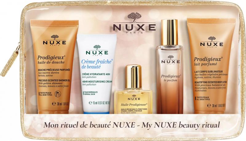 Một số sản phẩm của  NUXE
