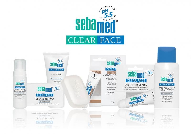 Thương hiệu dược mỹ phẩm Sebamed