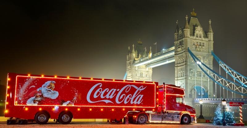 Đây là một trong những chiến dịch quảng bá thương hiệu của Coca-Cola