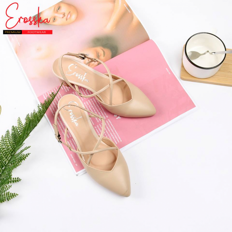 Những mẫu giày cao gót thanh lịch và tinh tế
