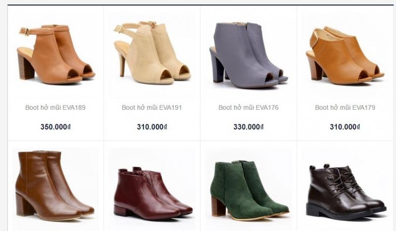 Top 8 cửa hàng bán boot đẹp nhất Hà Nội được chị em yêu thích nhất