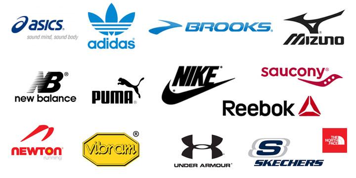Top 10 thương hiệu giày thể thao nổi tiếng nhất thế giới