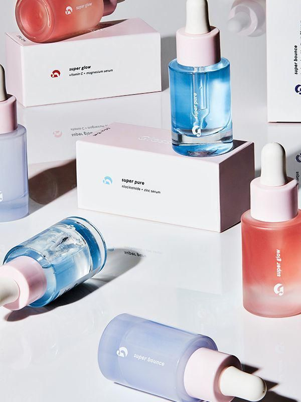 MakeupAlley Glossier The Supers serums