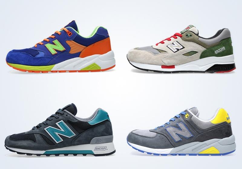 Giày thương hiệu New Balance
