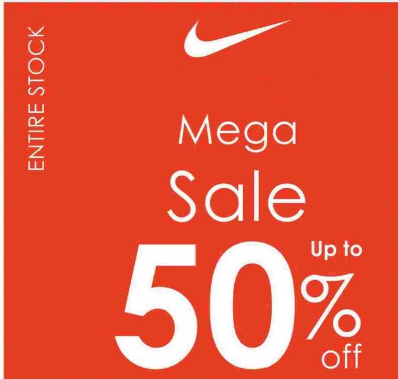 Thương hiệu Nike sale