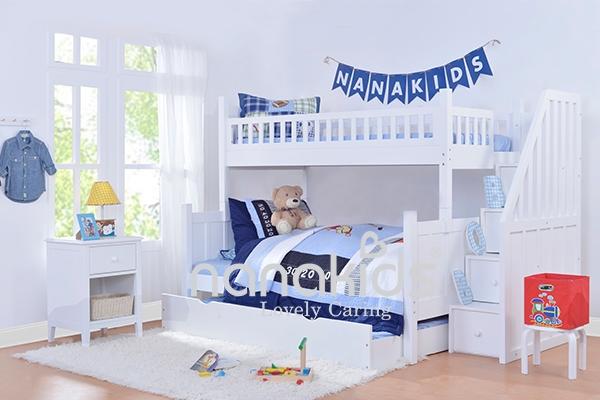 Thương hiệu nội thất trẻ em Nanakids