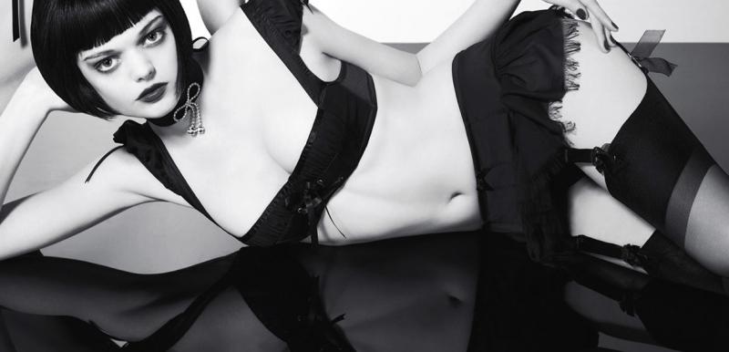 Một bộ đồ lót khá được ưa chuộng của hãng Chantal Thomass
