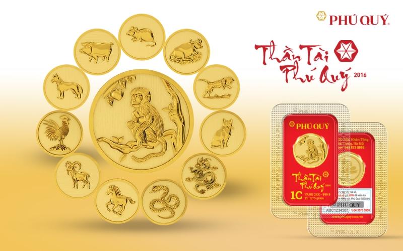 Bộ Lộc 12 Con Giáp độc quyền của Phú Quý