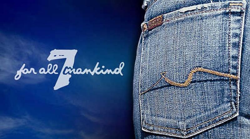 Thương hiệu quần bò 7 For all Mankind