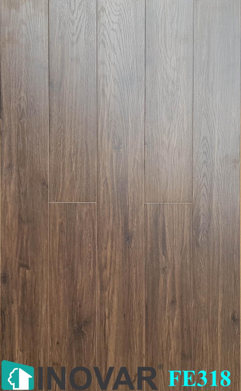 Thương hiệu sàn gỗ Inovar