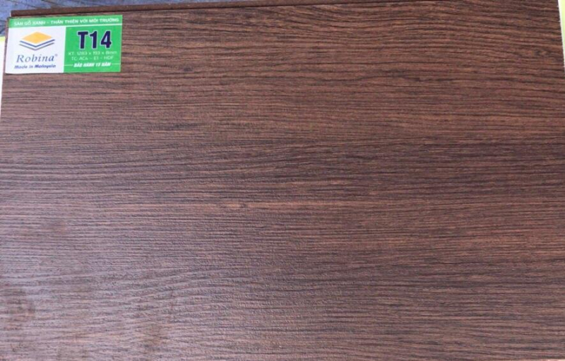 Thương hiệu sàn gỗ Robina