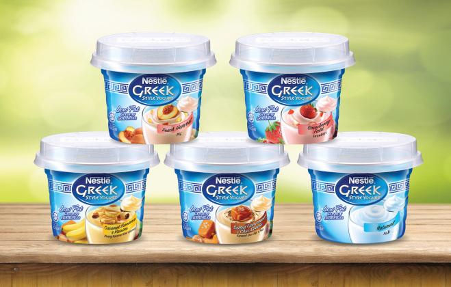 Nestlé Greek Yoghurt
