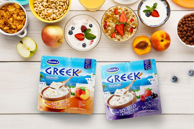 Sữa chua Hy Lạp Vinamilk