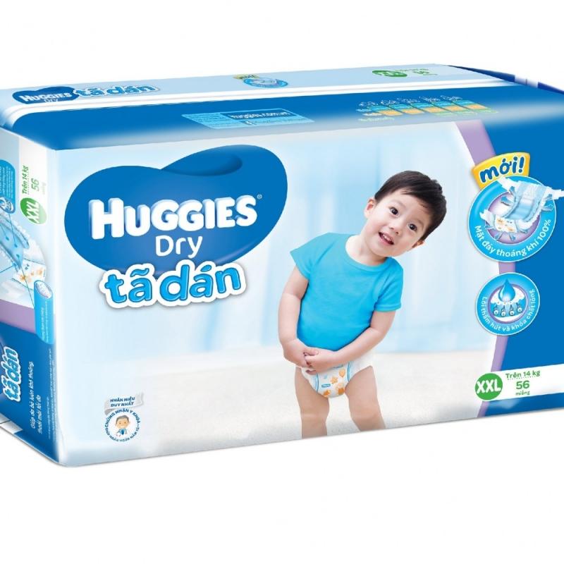 Tã thương hiệu Huggies