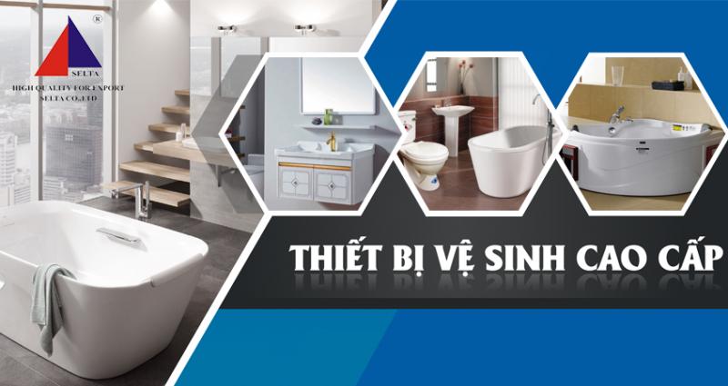 Thương hiệu thiết bị vệ sinh Selta