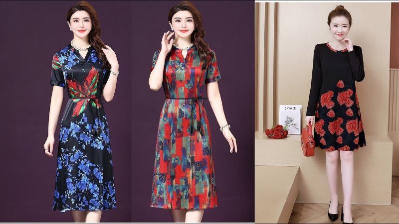 Top 6 Thương hiệu thời trang quý bà (dành cho người U50, U60) đẹp nhất Hà Nội