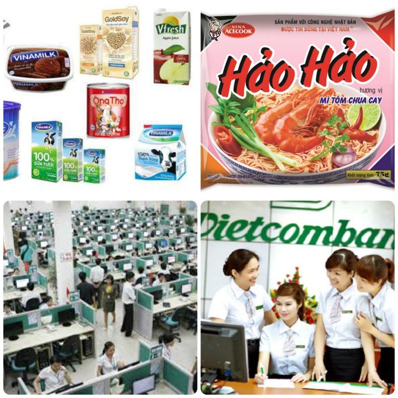 Top 10 thương hiệu Việt Nam nổi tiếng nhất năm 2020