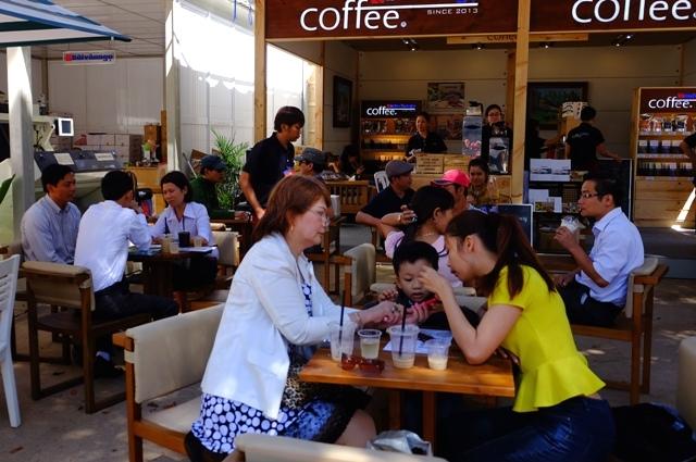 Thưởng thức cafe miễn phí tại lễ hội Cafe Buôn Ma Thuột