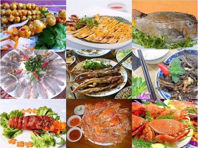 Enjoy specialties in Mui Ne