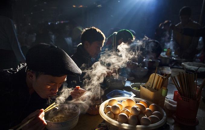 Người dân Hà Giang với những món ăn đặc trưng