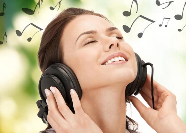 Hãy coi nghe nhạc là một món ăn tinh thần - Nguồn: Internet