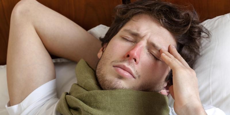 Nếu đột nhiên phải cần đến thuốc đau đầu trong thời gian dài thì rất có thể là một dấu hiệu của khối u não