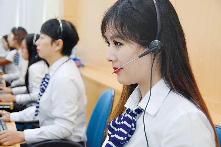 Công tác viên tư vấn qua điện thoại (telesales)