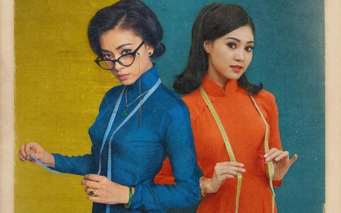 Thiết kế của Thủy Design House cho bộ phim Cô Ba Sài Gòn