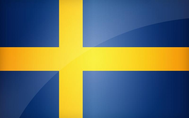 Quốc kì của nước Thụy Điển
