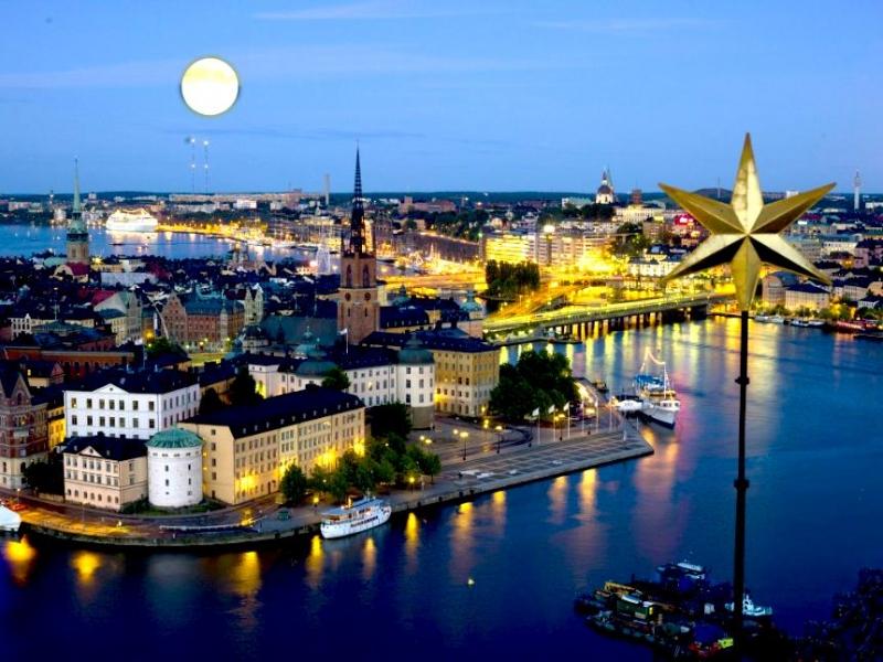 Thành cổ Visby