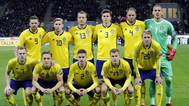 Đội tuyển Thụy Điển