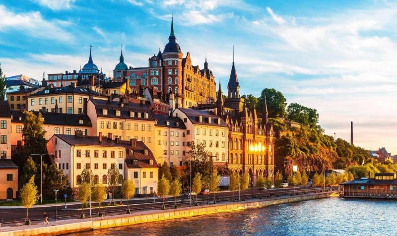 Đất nước Thụy Điển là một trong những nước có chất lượng cuộc sống và sức khỏe đứng vị trí cao nhất thế giới