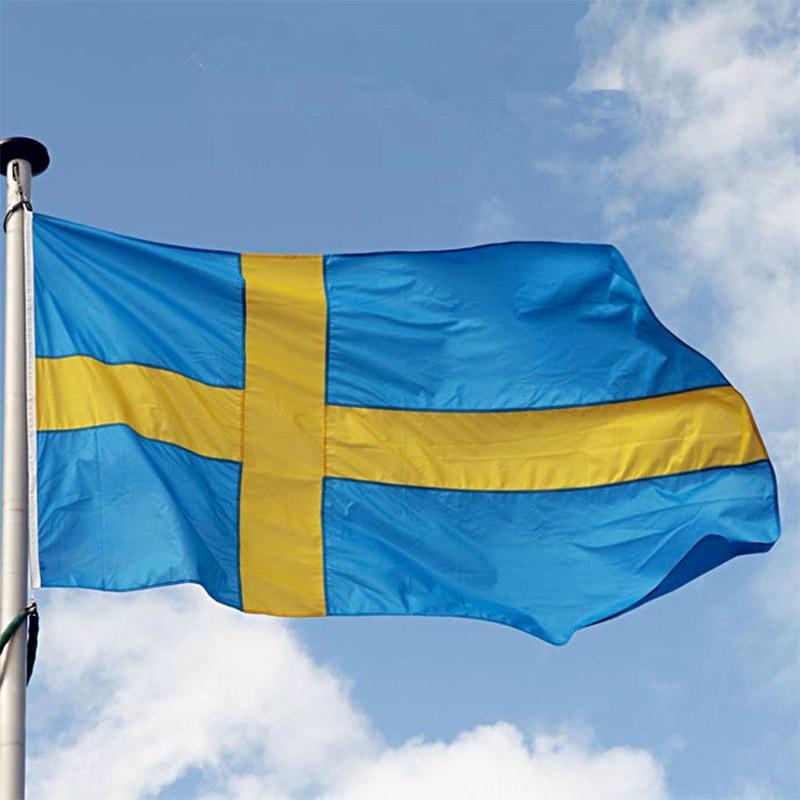 Quốc kỳ của Thụy Điển